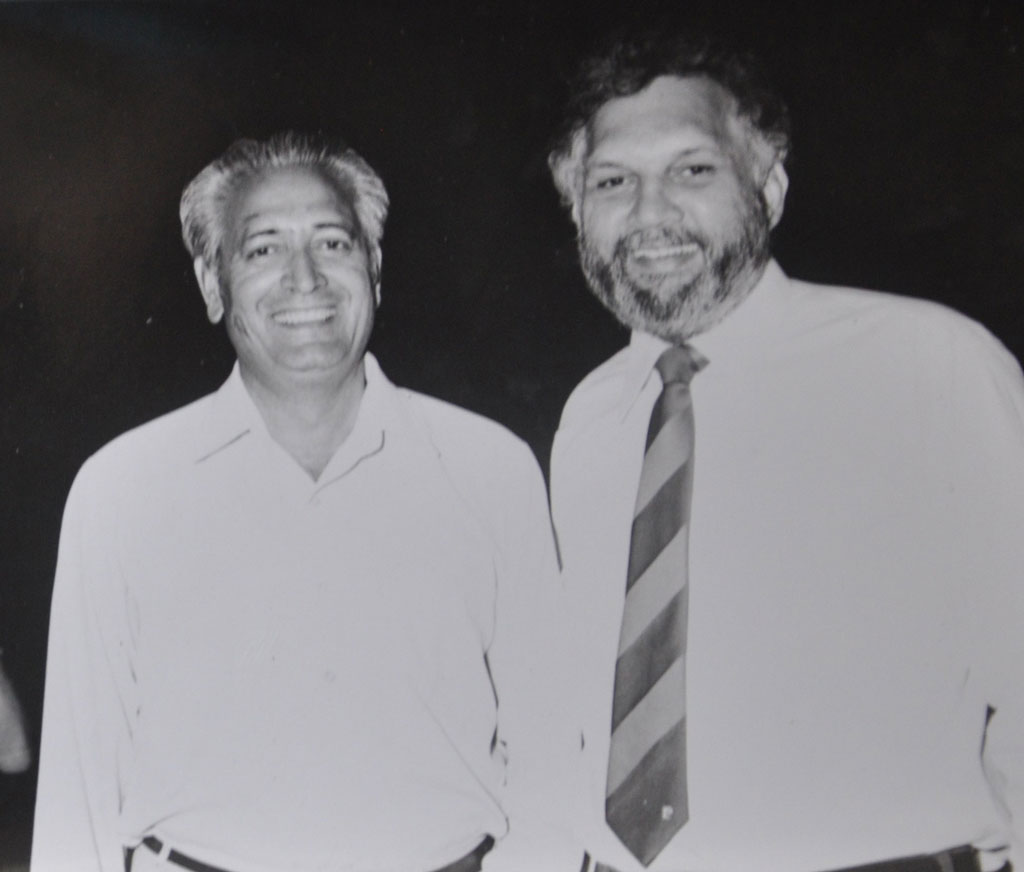 kailash sankhala with dr max downes