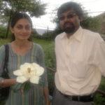 Mr.Satyaprakash and Mrs.Sarita