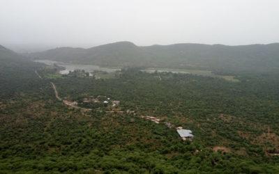 अनोखी भौगोलिक संरचना: रामगढ़ क्रेटर